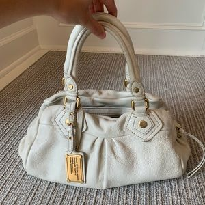 Marc by Marc Jacobs Beige Leather Purse